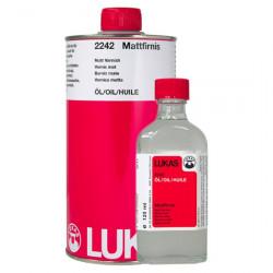 LUKAS - Vernis Mat - 2242 - 125ml & 1L