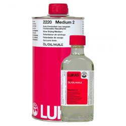 LUKAS - Médium 2 - Retardateur de Séchage - 2220 - 125ml & 1L
