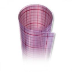 Polyphane - Film de PVC Rigide Transparent Auto-Adhésif (300 µm)