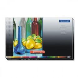 STAEDTLER - Karat® Soft Pastel Chalks - Set de 48 Pastels Tendres