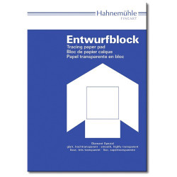 Hahnemühle - Diamant Spezial - Papier Calque - DIN A3 - 92 g/m²