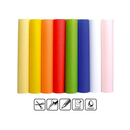 maildor papier calque couleur format a4 8 couleurs 80 feuilles 100 g m. Black Bedroom Furniture Sets. Home Design Ideas