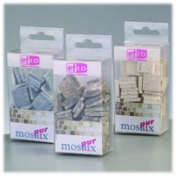 Efco - Mosaïque - MosaixPur - Pierre Naturelle - 10 x 10 x 4 mm - 205 Pièces