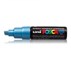 POSCA - PC-8K - Pointe Biseautée Large en Acrylique - 8 mm - Tout Support