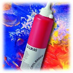 LUKAS CRYL TERZIA - Peinture Acrylique - Qualité Étudiante - 500ml