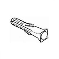 """STAS - Cheville 6mm - Pour Murs """"Hard"""""""