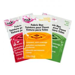 TULIP - Fabric Dye - Teinture Tissus - Permanent & Uniforme - 50g