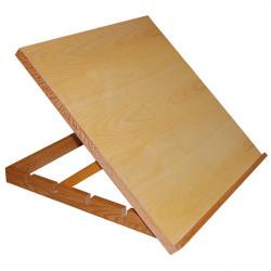 CHEVALET TABLE AQUARELLE