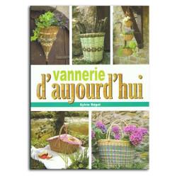 Livre - Vannerie d'Aujourd'hui - Sylvie Bégot