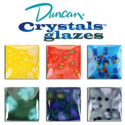Duncan - CR - Crystals® Glazes - Émaux à Effets - 118ml