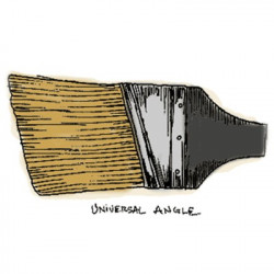 Liquitex - Free Style - Brosse Universelle Angle