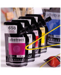SENNELIER - Abstract - Peinture Acrylique - Heavy-Body - Multi Support - 120ml