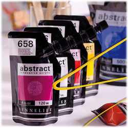 SENNELIER - Abstract - Acrylic Paint - Heavy-Body - Multi-Media - 120ml