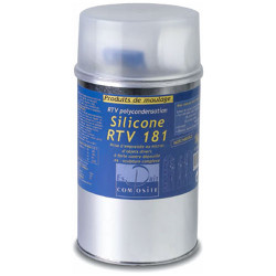 Esprit Composite - RTV Polycondensation - RTV 181 - Silicone Multi-Usage - 1kg