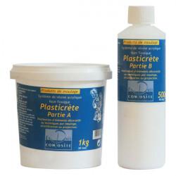 """Esprit Composite - Résine """"Plasticrète"""" - Résine Acrylique - 1kg"""