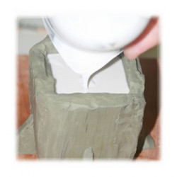 Esprit Composite - Plaxtin - La Plastiline Italienne - Souple / Dur / Medium - 980gr