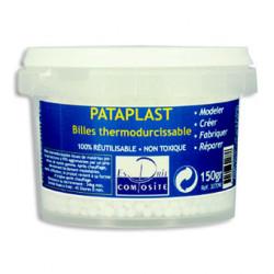 Esprit Composite - Pataplast - Billes Thermodurcissables - 150gr