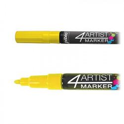 Pébéo - 4ARTIST MARKER - Marqueur Peinture à l'Huile - 2mm - 10 Couleurs