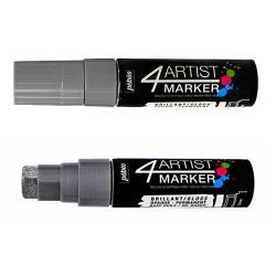 Pébéo - 4ARTIST MARKER - Marqueur Peinture à l'Huile - 15mm - 5 Couleurs