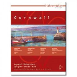 Hahnemühle - Cornwall - Grain Torchon - Carton Aquarelle - 450 g/m²