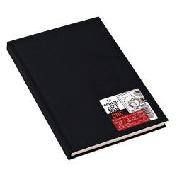 Canson® - Art Book™ One - Bloc Esquisse - Sans Spirales - 98 Feuilles - 100 g/m² - Environ A5 (14 x 21,6 cm)