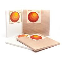 Phoenix - Bonfil - TAVOLA - Support de Peinture en Bois - 2cm - Brut
