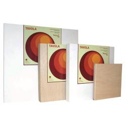 Phoenix - Bonfil - TAVOLA - Wooden Painting Board - 4cm - Primed