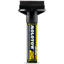 MOLOTOW - MASTERPIECE™ COVERSALL 760PI - Alcohol Pump Marker - 60mm