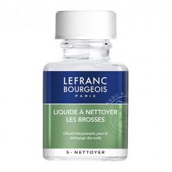 Lefranc & Bourgeois - Additif Huile - Liquide à Nettoyer les Brosses - 75ml