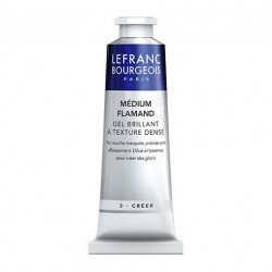 Lefranc & Bourgeois - Additif Huile - Médium Flamand - Brillant - 60ml