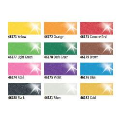 C.KREUL - Hobby Line - Feutre DecoPen Glitter - 1 à 3 mm