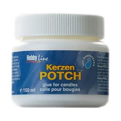 C.KREUL - Vernis-Colle Candle Potch - Pour Bougies - 150ml