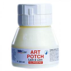 C.KREUL - Vernis-Colle Art Potch - Brillant - 250ml
