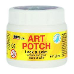 C.KREUL - Vernis-Colle Art Potch - Mat-Satiné - 150ml