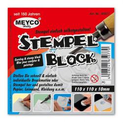 MEYCO - Bloc pour Sculpter...