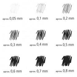 STAEDTLER - Pigment Liner -...