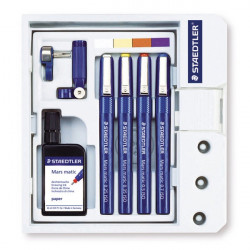 STAEDTLER - Mars® Matic 700 - Stylo Pointe Tubulaire ...