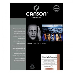 Canson® - Infinity® PMK RAG (PrintMaKing) - 25 Sheets - 310 gsm - A2 Size