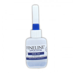 FINELINE APPLICATORS - Tube Applicateur - Oval - 37ML - 0.5MM (20G)