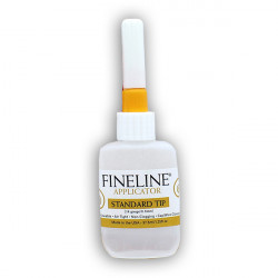 FINELINE APPLICATORS - Tube Applicateur - Oval - 37ML - 0.8MM (18G)