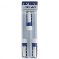 FINELINE APPLICATORS - Tube Applicateur - Round - 3 x 29ML - 0.5MM (20G)