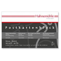 Hahnemühle - Cartes Postales Croquis - 190 g/m²