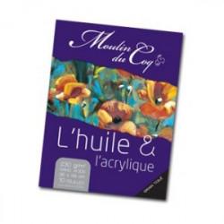 """Moulin du Coq - """"L'Huile et..."""