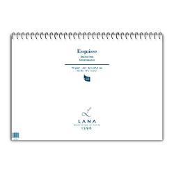 Lana Colours - Esquisse - Avec Spirales - 96 g/m² - Format A4