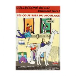 Esprit Composite - Livre - BD - Les Coulisses du Moulage - Tome 2