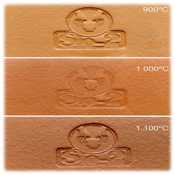 Faïence Rouge Chamottée - Argile - 970-1055°C - PF/CHF - 0-0.5mm
