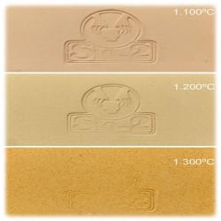 SIO-2 - Grès Chamotté Gris - Argile - 1240-1300°C - PRGI - 0-0.2mm - 12.5Kg