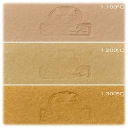 SIO-2 - Grès Chamotté Gris - Argile - 1240-1300°C - PRGF - 0-0.5mm - 12.5Kg