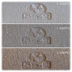 SIO-2 - Grès Chamotté Gris - Argile - 1200-1300°C - ZUMAIA - 0-0.5mm - 12.5Kg
