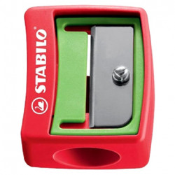 STABILO - Woody 3in1 - Taille-Crayon XXL